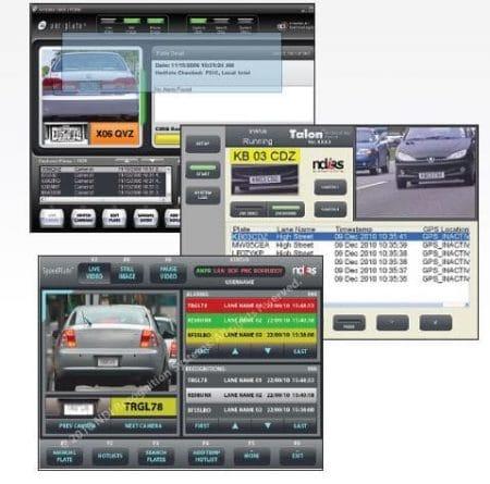 TALON - Automatic Number Plate Recognition software (ANPR) | Produit